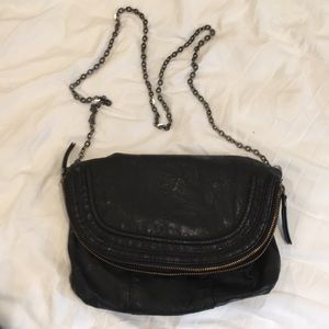 Gap crossbody chain strap bag